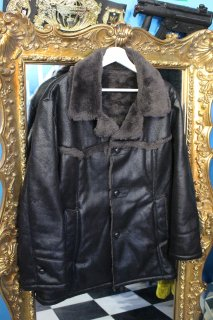 BOA COAT BLACK(ボア コート)