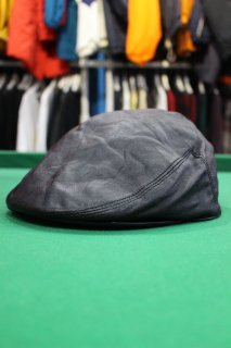 KANGOL LEATHER HUNTING CAP(カンゴール レザー ハンチング)