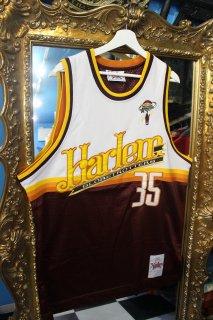 FUBU HARLEM GLOBETROTTERS BASKETBALL GAME SHIRT(ハーレム バスケ ジャージ)