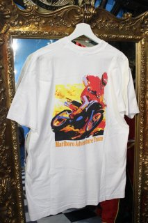 MARLBORO ADVENTURE TEAM POCKET T-SHIRT(マルボロ アドベンチャー チーム ポケット Tシャツ)