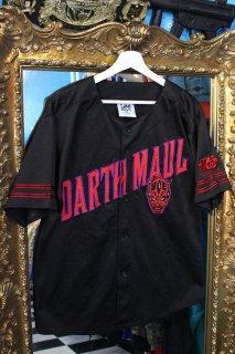 STAR WARS DARTH MAUL BASEBALL SHIRT(ダース・モール ベースボール シャツ)