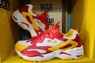 FILA RAY TRACER RED(フィラ レイトレイサー)