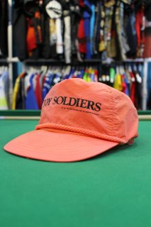 90's MOVIE TOY SOLDIERS OFFICIAL CAP(トイ・ソルジャー オフィシャル キャップ)