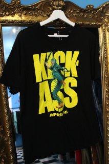 KICK-ASS MOVIE T-SHIRT(キック・アス  Tシャツ)