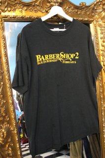 BARBER SHOP 2 T-SHIRT(バーバーショップ2 映画Tシャツ)
