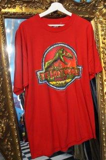 THE LOST WORLD OFFICIAL T-SHIRT(ザ・ロスト ワールド オフィシャル Tシャツ)
