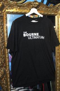 THE BOURNE ULTIMATUM OFFICIAL T-SHIRT(ボーン・アルティメイタム Tシャツ)