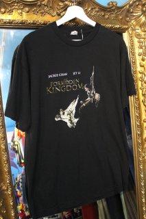 THE FORBIDDEN KINGDOM T-SHIRT(ドラゴン・キングダム Tシャツ)