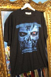 TERMINATOR 2:3D OFFICIAL T-SHIRT(ターミネーター2:3D オフィシャル Tシャツ)