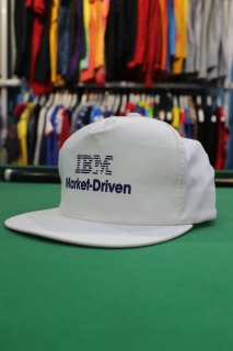 IBM MARKET-DRIVEN CAP(IBM キャップ)