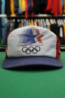 ADIDAS LOS ANGELES 1984 OLYMPICS MESH CAP(アディダス 84年 オリンピック メッシュ キャップ)