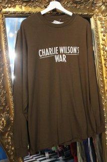 CHARLIE WILSON's WAR OFFICIAL L/S T-SHIRT(チャーリー・ウィルソンズ オフィシャル ロンT)