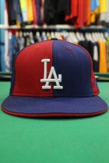 NEW ERA 59 FIFTY LOS ANGELS DOGERS B.B CAP(ニューエラ LA・ドジャース B.B キャップ)