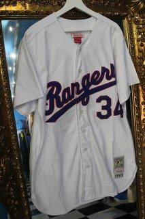 MLB TEXAS RAGERS B/B SHIRT(テキサス・レンジャーズ ベースボールシャツ)