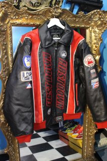 <img class='new_mark_img1' src='https://img.shop-pro.jp/img/new/icons20.gif' style='border:none;display:inline;margin:0px;padding:0px;width:auto;' />FIRST DOWN SINGLE BREST RIDERS JACKET(ファースト・ダウン  シングル ブレスト ライダース ジャケット)