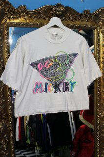 <img class='new_mark_img1' src='https://img.shop-pro.jp/img/new/icons20.gif' style='border:none;display:inline;margin:0px;padding:0px;width:auto;' />LADIES MICKEY OFFICIAL T-SHIRT(ミッキー オフィシャル Tシャツ)
