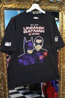 BATMAN & ROBIN MOVIE T-SHIRT(バットマン&ロビン Tシャツ)