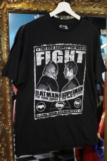BATMAN VS SUPERMAN DAWN OF JUSTICE MOVIE T-SHIRT(バットマンVSスーパーマン Tシャツ)