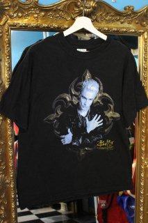 BUFFY THE VAMPIRE SLAYER OFFICIAL T-SHIRT(バフィー 恋する十字架 Tシャツ)