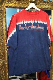 HARALEY DAVIDSON TIE-DYE T-SHIRT(ハーレー・ダヴィッドソン タイダイ Tシャツ)