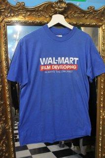 WAL-MART LOGO T-SHIRT(ウォルマート ロゴ Tシャツ)