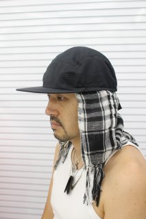 REMAKE SOLID COLOR SHEMAGH CAP