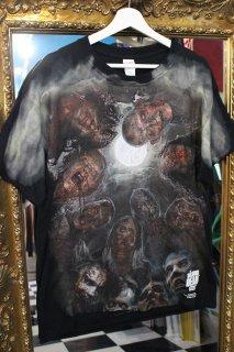 THE WALKING DEAD FULLPRINT T-SHIRT(ウォーキングデット 海外ドラマ Tシャツ)