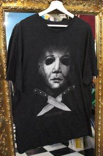 Halloween Resurrection MOVIE T-SHIRT(ハロウィン レザレクション 映画 Tシャツ)