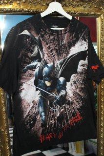 BATMAN THE DARK KNIGHT RISES T-SHIRT(ダークナイト ライジング Tシャツ)