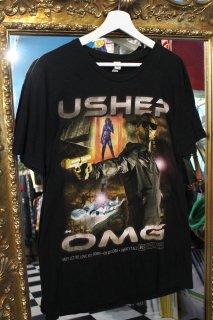 USHER OMG T-SHIRT(アッシャー 2010 Tシャツ)