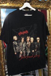 AERO SMITH 2001 WORLD TOUR  T-SHIRT(エアロスミス 2001年 ワールドツアー Tシャツ)