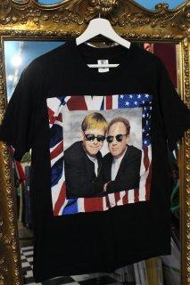 BILLY JOEL ELTON JOHN TOUR  T-SHIRT(ビリージョエル エルトンジョン 1994年 ツアー Tシャツ)