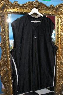 JORDAN BRAND NO-SLEEVE V-NECK GAME SHIRT(ジョーダン・ブランド ノースリーブ Vネック ゲームシャツ)