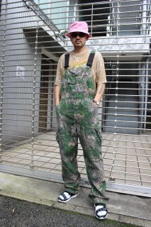 <img class='new_mark_img1' src='https://img.shop-pro.jp/img/new/icons20.gif' style='border:none;display:inline;margin:0px;padding:0px;width:auto;' />REALTREE CAMO OVERALL(リアルツリーカモ オーバーオール)