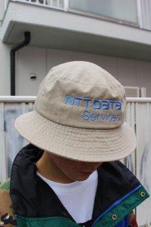 NTT DATA SERVICES BUCKET HAT(NTT データサービス バケットハット)