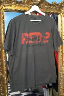 RED 2 MOVIE T-SHIRT(RED リターンズ Tシャツ)