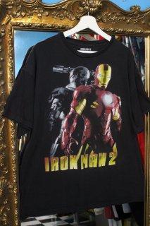 IRON MAN 2 OFFICIAL T-SHIRT(アイアンマン2 Tシャツ)