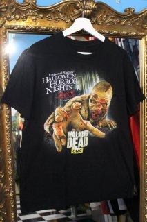 WALKING DEAD HALLOWEEN HORROR NIGHTS T-SHIRT(ウォーキング・デッド ハロウィーン Tシャツ)