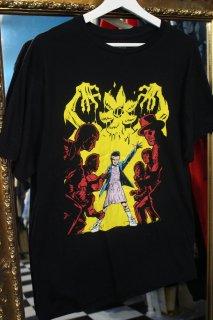 STRANGER THINGS ANIMATION T-SHIRT(ストレンジャー・シングス Tシャツ)