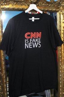 CNN IS FAKE NEWS T-SHIRT(CNN フェイク・ニュース Tシャツ)