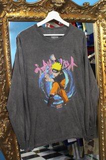 Naruto Shippuden Long sleeve t shirt (ナルト疾風伝 ロングスリーブTシャツ)