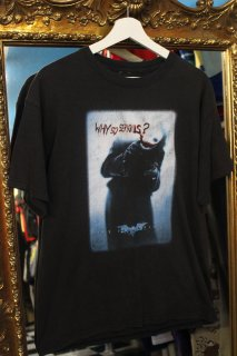 The Dark Knight JOKER T-shirt (ダークナイト ジョーカー Tシャツ)