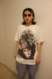 ALICE IN WONDERLAND OFFICIAL T-SHIRT(アリス・イン・ワンダーランド Tシャツ)
