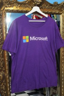 MICROSOFT LOGO T-SHIRT(マイクロソフト ロゴ Tシャツ)