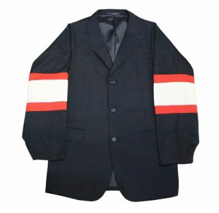 <img class='new_mark_img1' src='https://img.shop-pro.jp/img/new/icons20.gif' style='border:none;display:inline;margin:0px;padding:0px;width:auto;' />REMAKE HOCKEY TAILORED JACKET(BLACK)