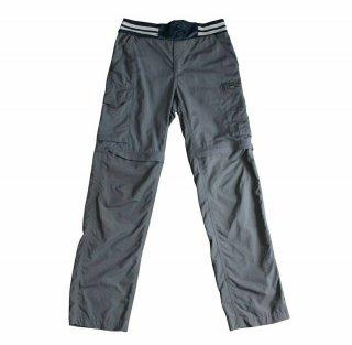 REMAKE RIB 2-WAY NYLON PANTS