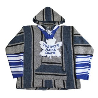 REMAKE HOCKEY MEXICAN PARKA(MAPLE LEAFS)