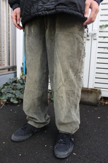 TOMMY HILFIGER CORDUROY PAINTER PANTS(トミー・ヒルフィガー コーデュロイ ペインター パンツ)