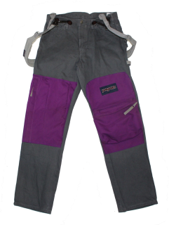 REMAKE REMAKE BACK PACK PAINTER PANTS(GRAY)