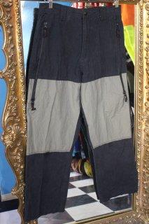 NYLON DOUBLE KNEE TRACK PANTS(ナイロン ダブルニー トラック パンツ)
